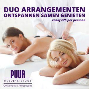 DUO BEHANDELING STRESS PUUR